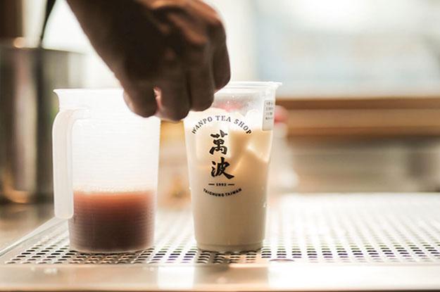 萬波島嶼紅茶木柵保儀店