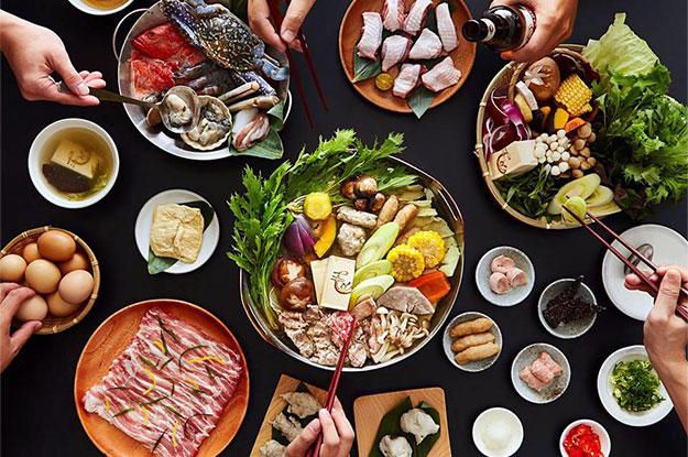 毛房蔥柚鍋·冷藏肉專門 古色古香的老屋.新鮮的蔬菜及肉品