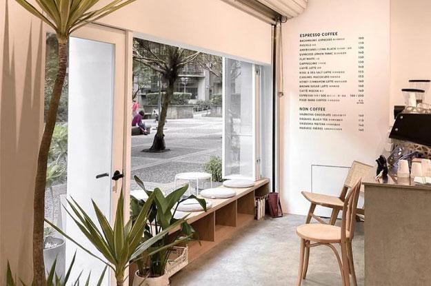 BACKMOUNT.後山咖啡 橫掃IG網美打卡熱點,住宅區咖啡店