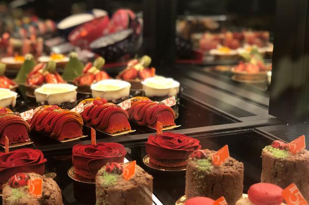 巴黎十五甜點店