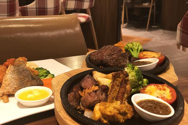 Skylark 加州風洋食館(士林中山北店)