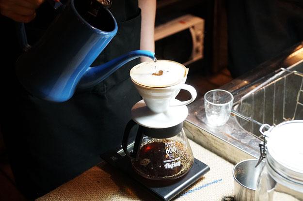 九慕手烘咖啡Mooor coffee